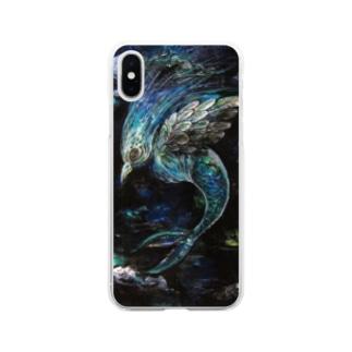 ∧( 'Θ' )∧ Soft clear smartphone cases