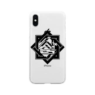 〇吉familia組員グッズ Soft clear smartphone cases