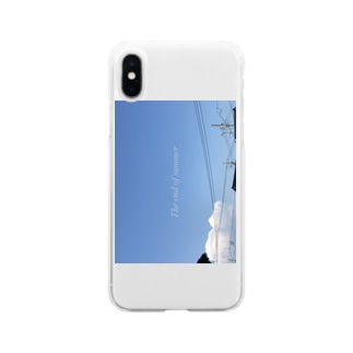 The end of summer Soft clear smartphone cases