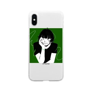 hello Soft clear smartphone cases