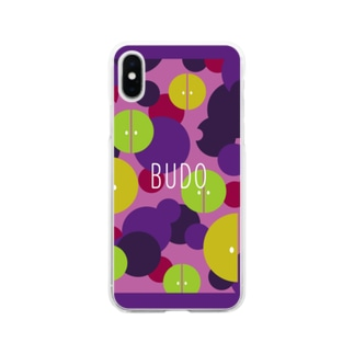 BUDO Soft clear smartphone cases