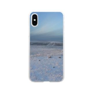 世界の風景:Arctic3 Soft clear smartphone cases
