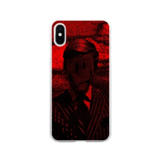 Smile guy Soft clear smartphone cases