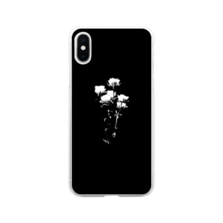 fading Soft clear smartphone cases
