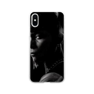 メキシカン Soft clear smartphone cases