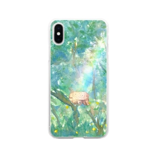 SLEEPASLEEP Soft clear smartphone cases