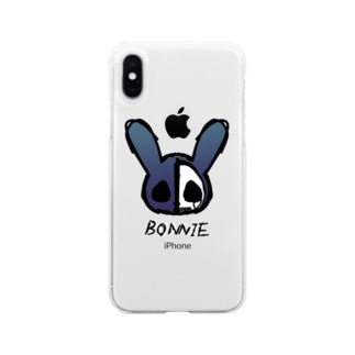 BONNIE  Soft clear smartphone cases