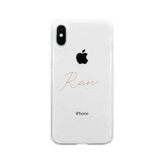 第二弾オリジナルスマートフォンケース Soft clear smartphone cases