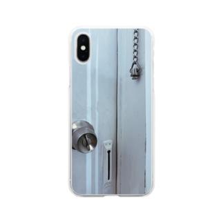 出口 Soft clear smartphone cases