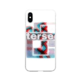 ☆インターセクト☆ Soft clear smartphone cases
