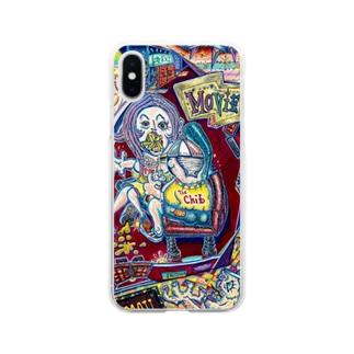 シネマ・インシデント🖼 Soft clear smartphone cases