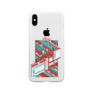 Re:Kowloon-A Soft clear smartphone cases