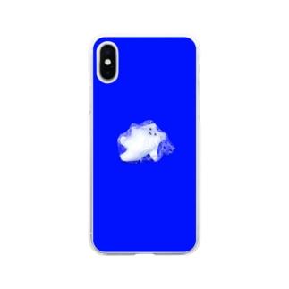 たすけてくん Soft clear smartphone cases