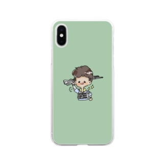 💚🤍💚🤍 Soft clear smartphone cases