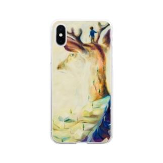 眺望 Soft clear smartphone cases