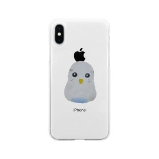 こっちゃん Soft clear smartphone cases