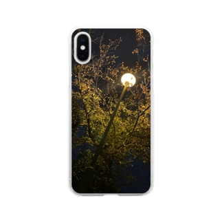 ヒカリ Soft clear smartphone cases