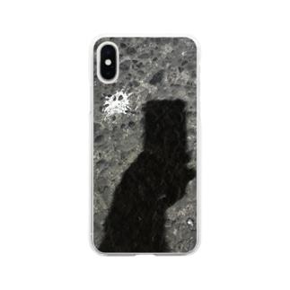 おばけ Soft clear smartphone cases