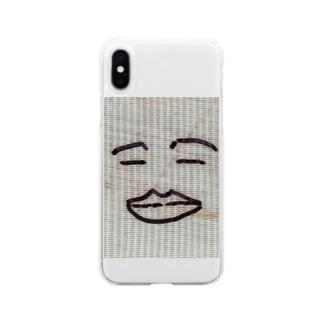 ゆーいち Soft clear smartphone cases