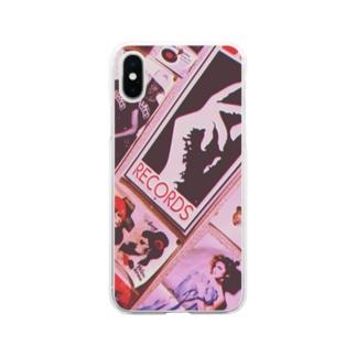 スマホケース Soft clear smartphone cases