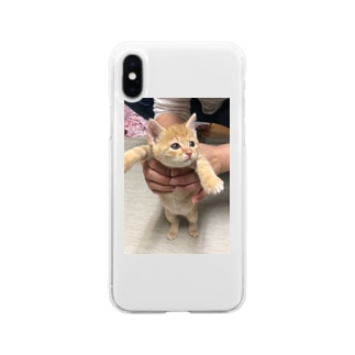 Soraたん Soft clear smartphone cases