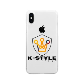 K-STYLE Soft clear smartphone cases