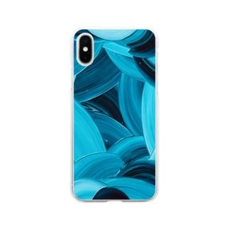 火森 Soft clear smartphone cases