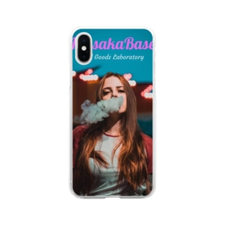 Smoke Girls 03 Soft clear smartphone cases