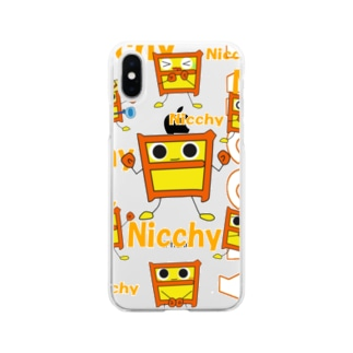 Nicchy Soft clear smartphone cases