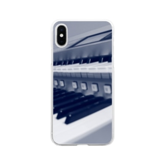 eMu*りおのえれくとーん Soft clear smartphone cases