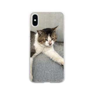 Niboshi Soft clear smartphone cases
