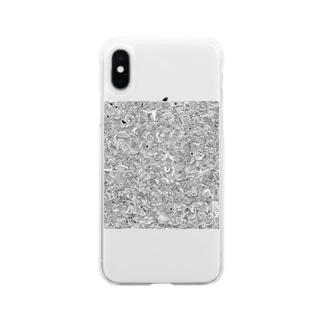 もやもやなもの Soft clear smartphone cases