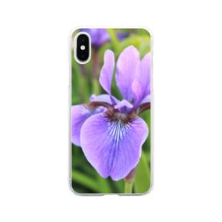 わたしの好きな花 Soft Clear Smartphone Case
