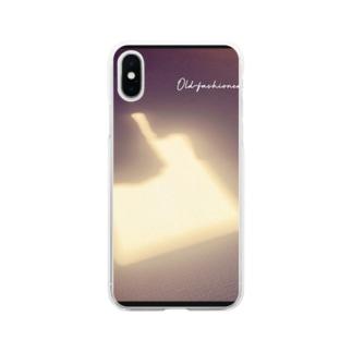 空置き場店のOld-fashioned morning 〜古めかしい朝〜 Soft clear smartphone cases