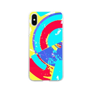 ニューワールド Soft clear smartphone cases