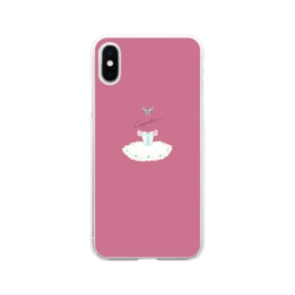 Coppelia Soft clear smartphone cases