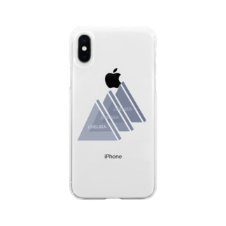 ちぇるしー△ Soft clear smartphone cases