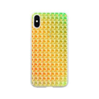 六道輪廻h.t.(full) Soft clear smartphone cases