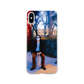 Ohtaki!! Soft clear smartphone cases
