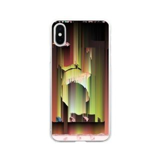 女豹 Soft clear smartphone cases