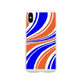 okauji Soft clear smartphone cases
