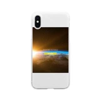 2021 キック公式サイキックチャンネル開運グッズ Soft clear smartphone cases