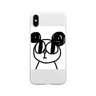 パンタロウス皇子② Soft clear smartphone cases