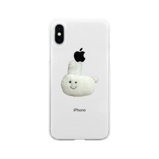 生まれてくる次元間違えた Soft clear smartphone cases