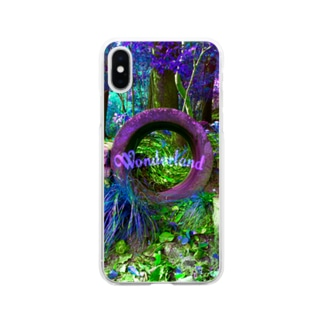 Gate Of wonderland Soft clear smartphone cases