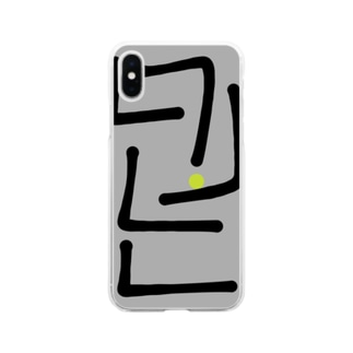 ロジック Soft Clear Smartphone Case