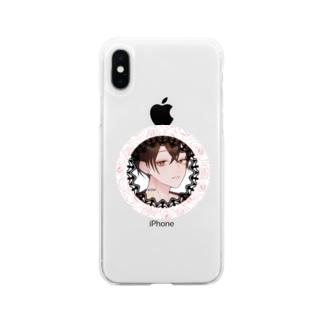 にぃに7 Soft clear smartphone cases