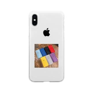 ブランドiphone12 mini galaxy s21/S20/NOTE 20 ULTRAケース サンローランシャネル Soft clear smartphone cases