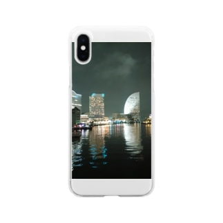 やっぱり横浜 Soft clear smartphone cases