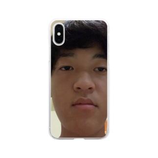 あっかーん Soft clear smartphone cases